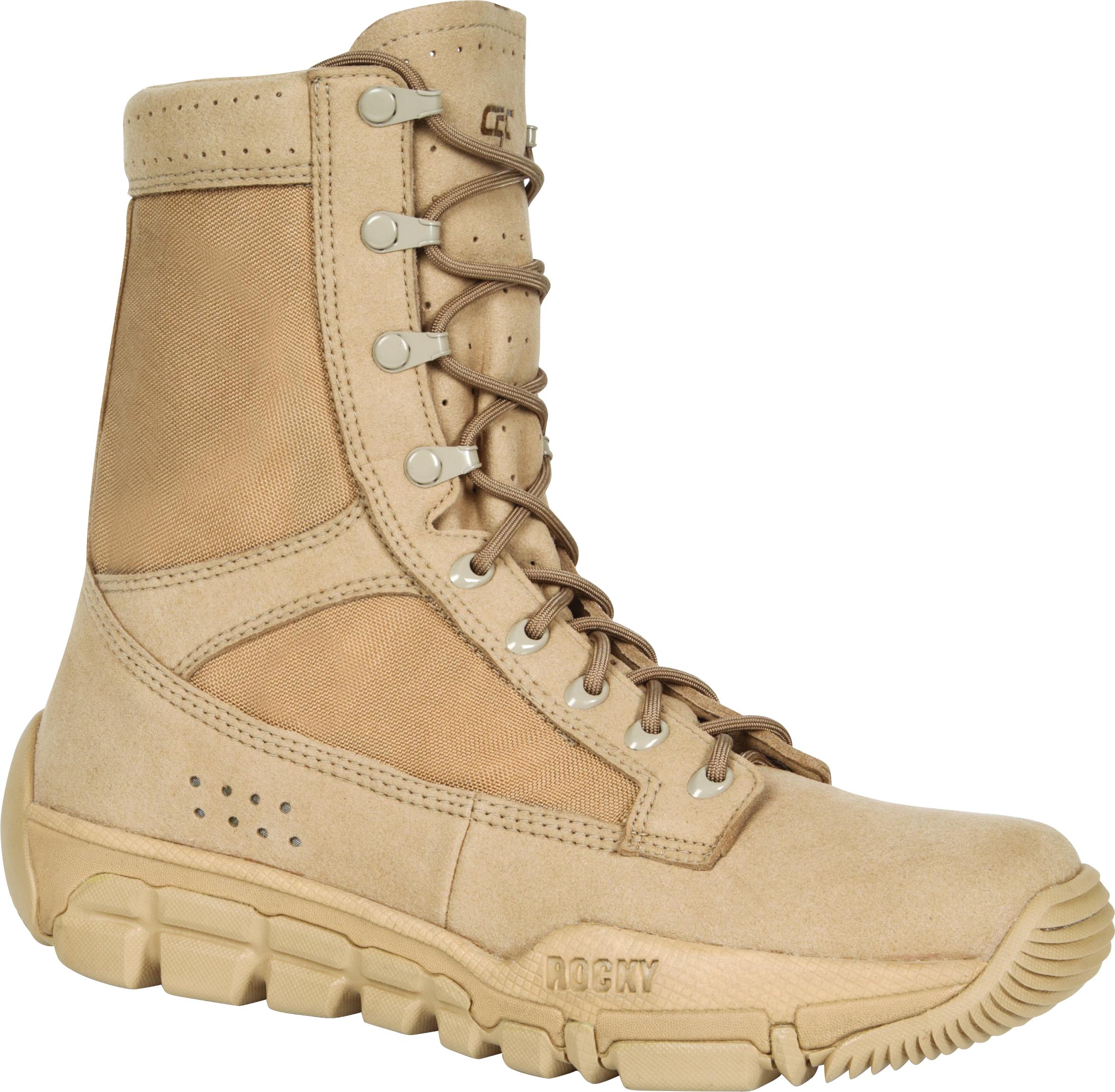 NEW C5C Rocky Army Combat Boots | DIX ENTERPRISES